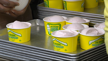 Ted Drewes reopens for the season on Wednesday