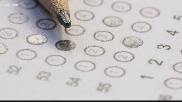 Standardized tests: Schools scramble to meet state requirement