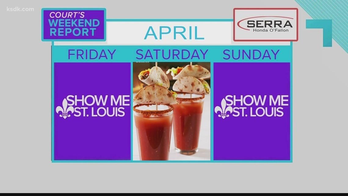 Court's Weekend Report: April 16-18, 2021
