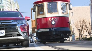 Trolley ridership 'lower than we'd hoped'; director expects turnaround