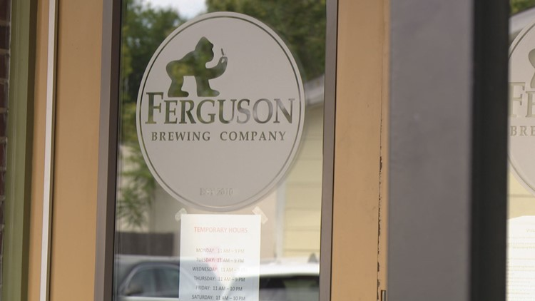 Ferguson Brewing Company withstands another round of community unrest