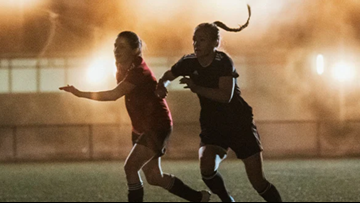 St. Louis soccer star featured in Adidas campaign