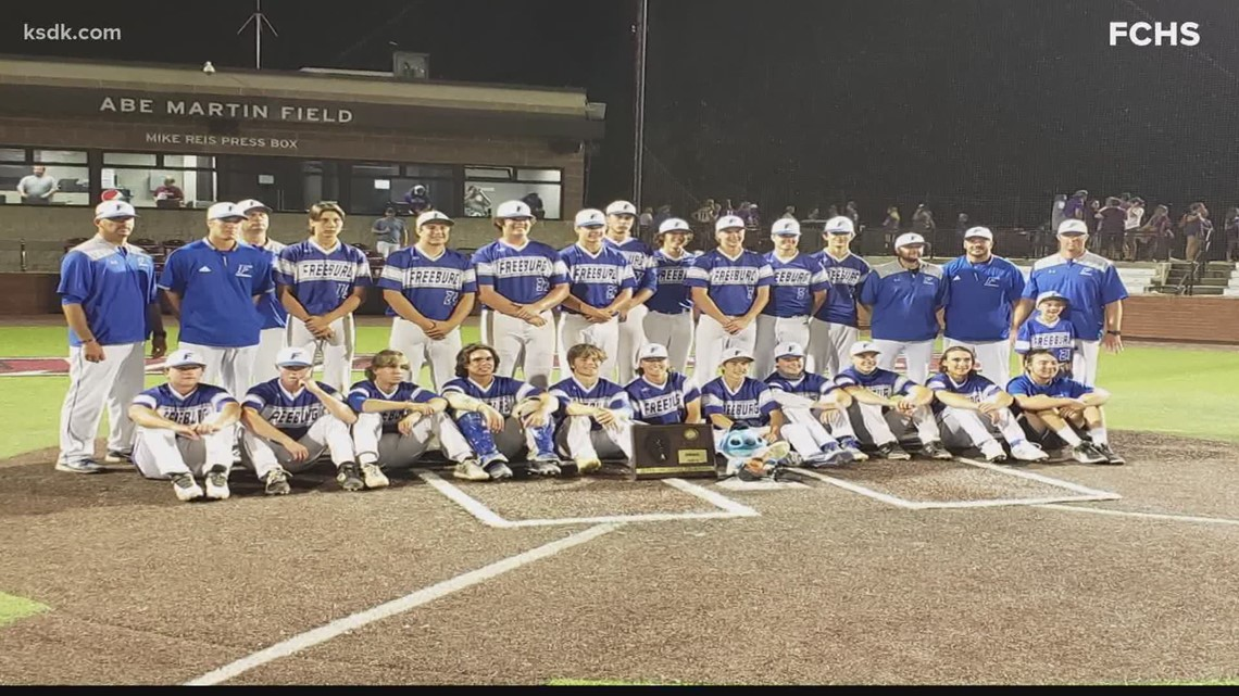 Freeburg baseball heads to state looking for first title since 1989
