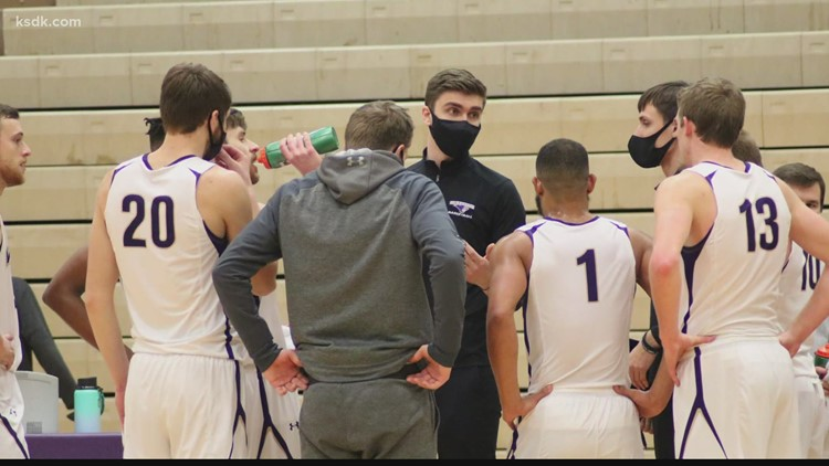 McKendree's Suggs becomes one of the youngest college basketball coaches in the country