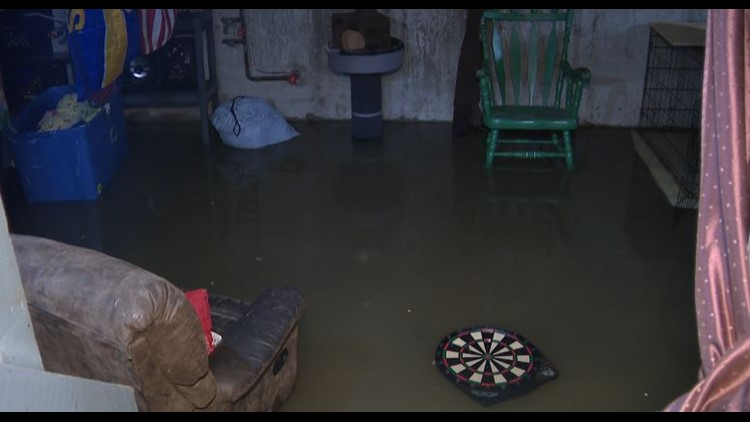 Florissant mother's flooded basement could be paid for by MSD