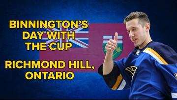 A Stanley Cup summer: Jordan Binnington