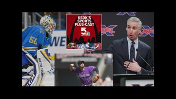 Sports Plus Podcast: Blues are best in the west, XFL rules and our Arenado proposals