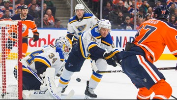 Defense helping carry Blues during hot streak