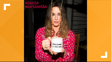 Alanis Morissette bringing 25th anniversary of 'Jagged Little Pill' tour to St. Louis