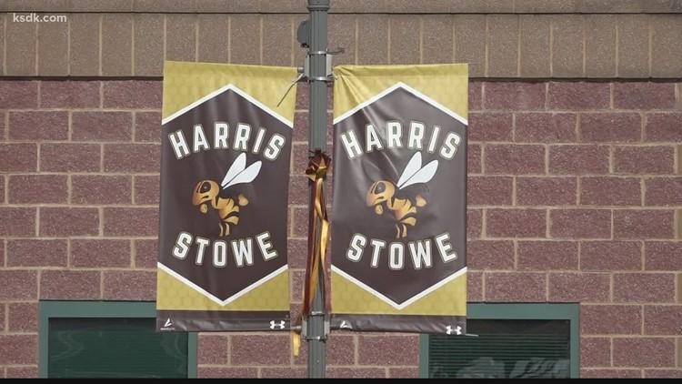 Walmart holds mass vaccine event at Harris-Stowe State University