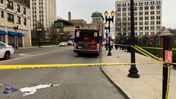 Police investigating double shooting on Metro bus near Saint Louis University campus