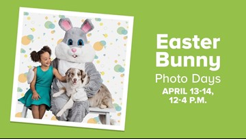 PetSmart offering free Easter photos for pets