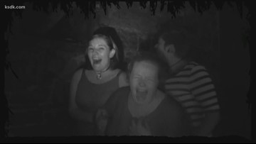 Haunted house re-opening for scary Valentine's Day date night