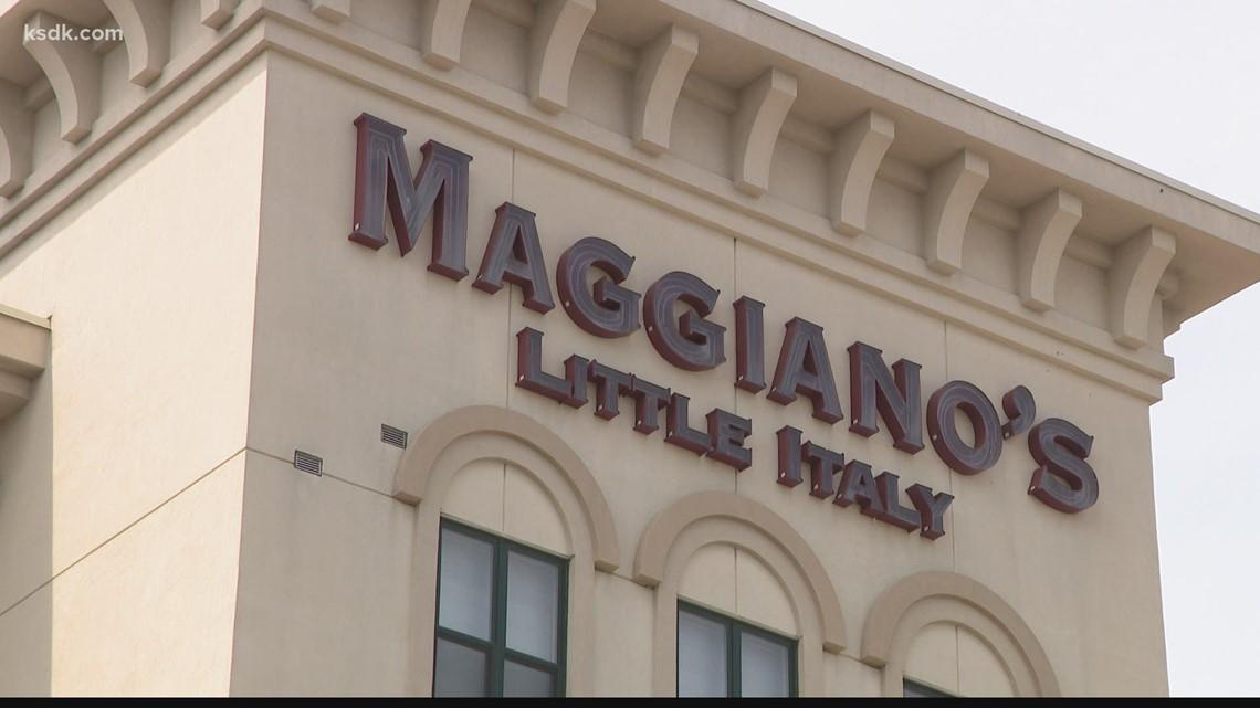 Worker shoots intruder at Maggiano's restaurant in Richmond Heights