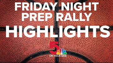 Friday night prep rally hoops highlights: January 10