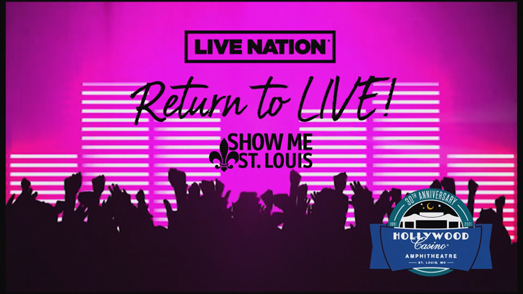 Live Nation's 'Return to Live' Comment-to-Win Sweepstakes