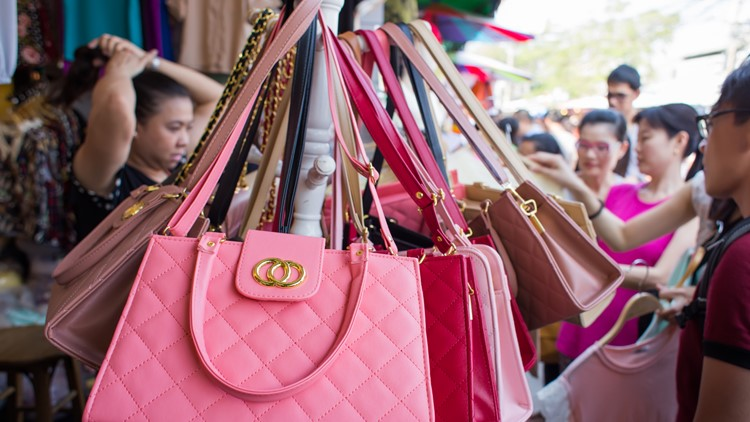 Don't buy that Gucci knockoff: You could be funding organized crime