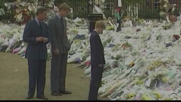 Remembering Princess Diana 20 years after her death