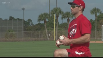 10 position players set for first spring in Cardinals major-league camp