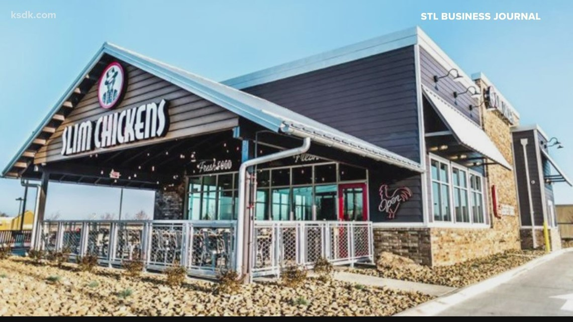 Slim Chickens to open in St. Louis, Kalbi's Taco Shack to move