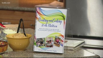 A Teacher and an Oven blog focuses on promoting early literacy and encourages families to cook together