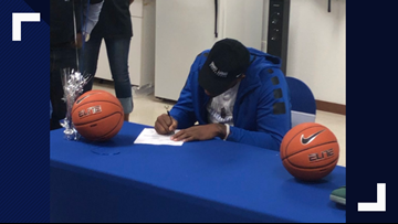 'A big, physical presence'   SLU basketball signs high school standout Jimmy Bell Jr.