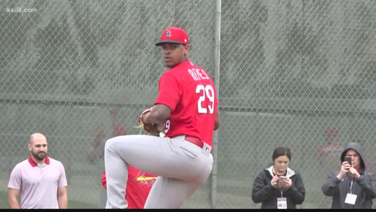 Alex Reyes: 'My arm has been feeling good'