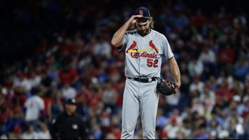 Opinion | When will the Cardinals realize the thrill is gone with Michael Wacha?