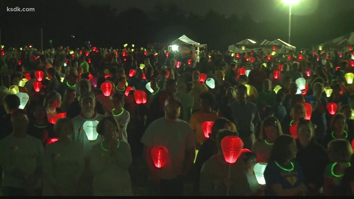 The Leukemia and Lymphoma Society holds Light the Night Walk