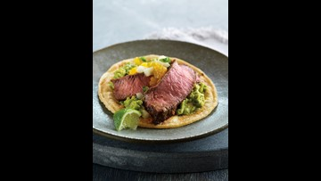 Recipe of the Day: Mini Beef Tacos with Citrus Salsa