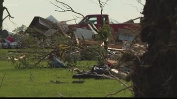 Elderly couple, woman killed in tornado near Golden City