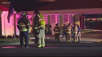 2-alarm fire at Kutis Funeral Home