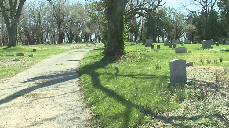 'They all have a legacy'   Plan to restore 101-year-old cemetery in St. Louis County