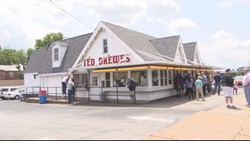 Ted Drewes 'closing indefinitely' because of COVID-19 concerns
