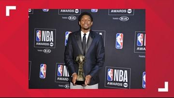Bradley Beal wins NBA Community Assist Award