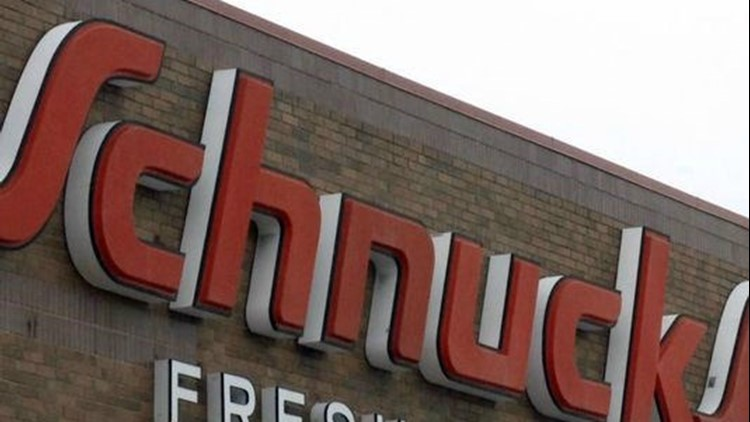 During the transition, Schnucks will switch out point-of-sale systems, rebrand signage, and restock merchandise.