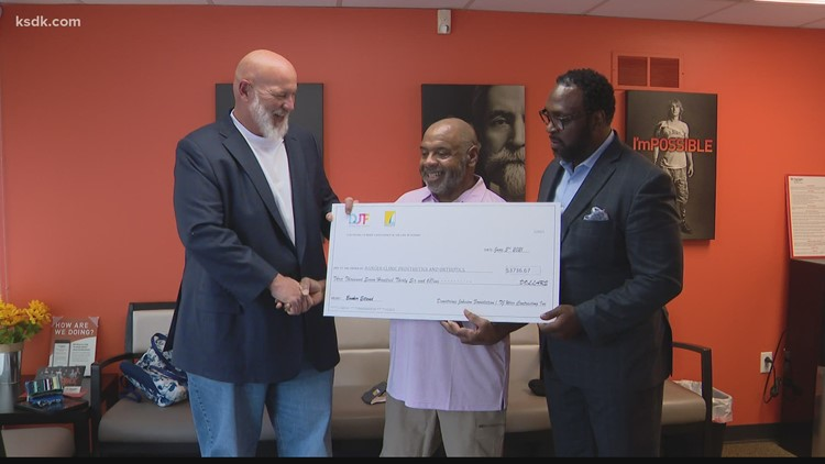 Demetrious Johnson continues to help people in need in St. Louis