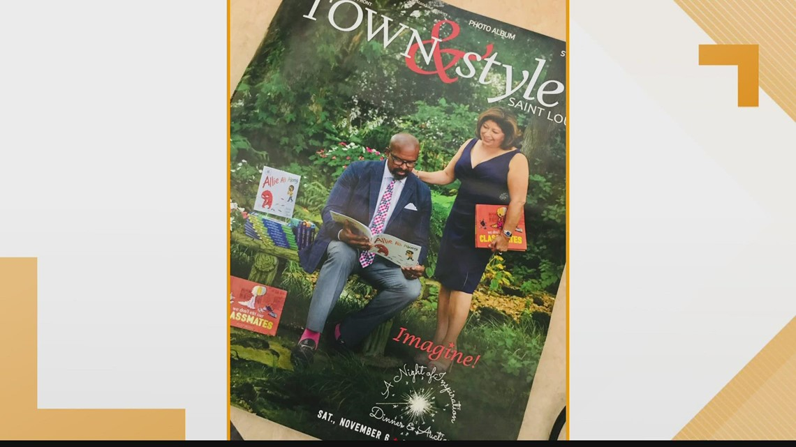 5 On Your Side's Rene Knott featured on cover of St. Louis Magazine