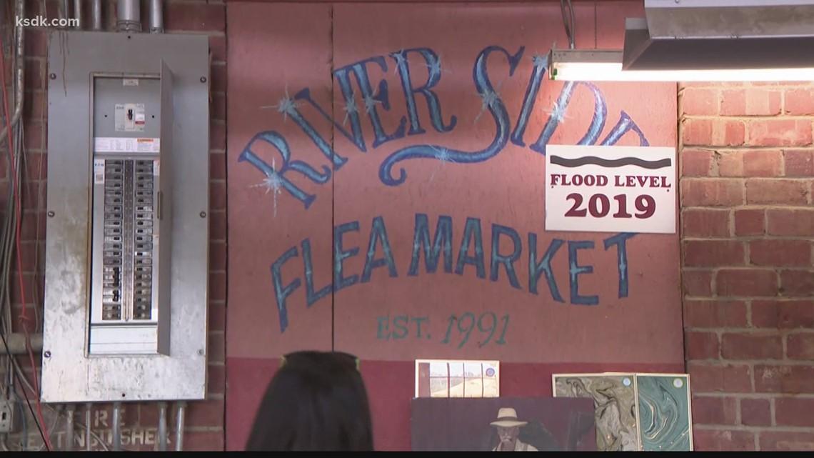 This weekend: Grafton Riverside Flea Market at The Loading Dock