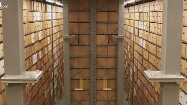 I-Team: Archive backlog hurts veterans