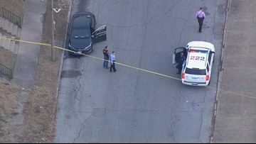 Woman shot in north St. Louis Wednesday evening