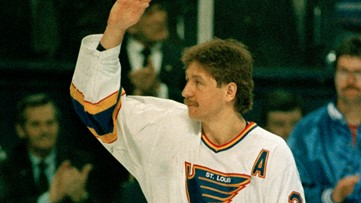 On This Day: Bernie Federko's 24 is retired by the Blues