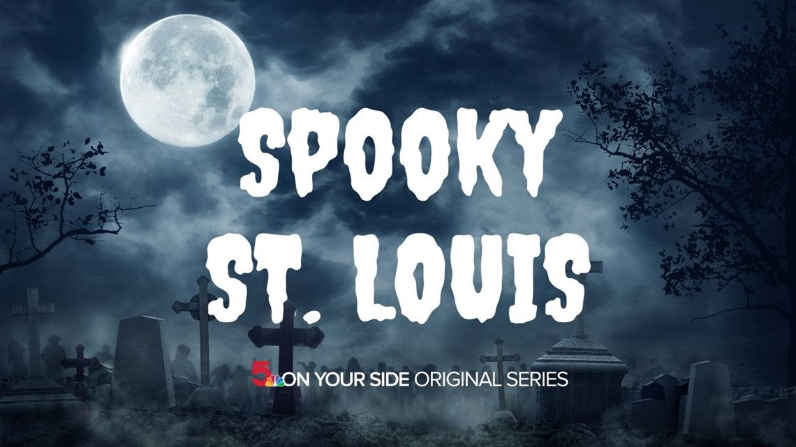 These are 5 of the spookiest spots in St. Louis