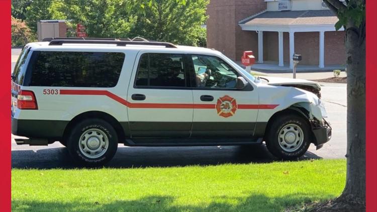 Stolen Sheriffs Suv Crashes - Keshowazo