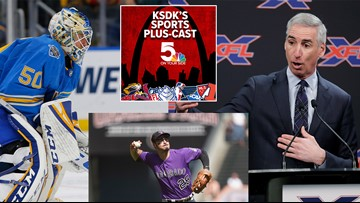 Sports Plus Podcast: Blues kick off 2020 as best in the west, we like the XFL rules and what would we give up for Arenado