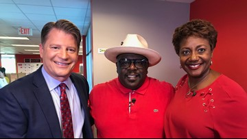 Cedric the Entertainer gets serious about women's health