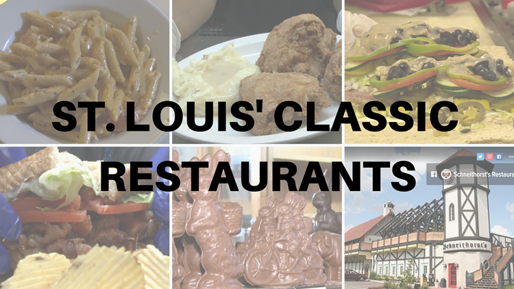 These Are St Louis Oldest Restaurants