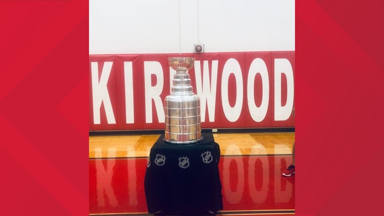Stanley Cup in Kirkwood