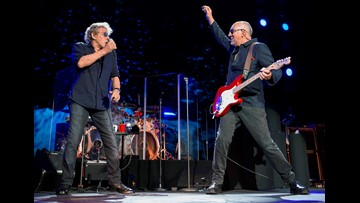 The Who is coming to St. Louis this spring