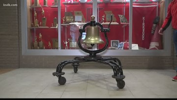 This is why Kirkwood and Webster Groves obsess over this historic bell